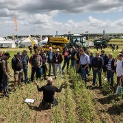 Experts at Cereals show way  to maximise soil potential