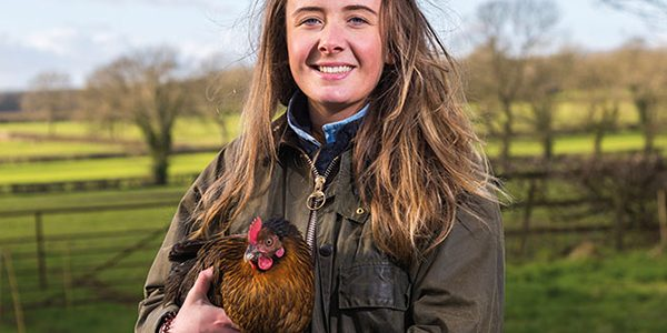 Help for young farmers' wellbeing