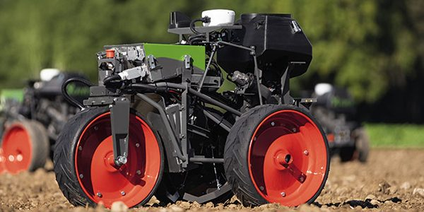 Fendt unveils latest generation of seed sowing robots