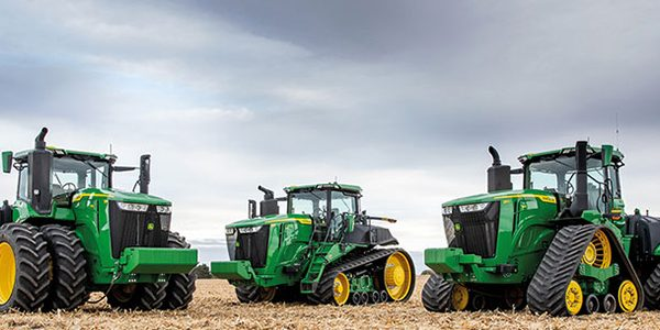 New 9R Series tractors are 'stronger and smarter'