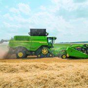 Award-winning harvest technology at Cereals