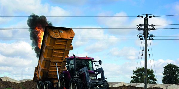 Safety initiative targets farmers ahead of harvest