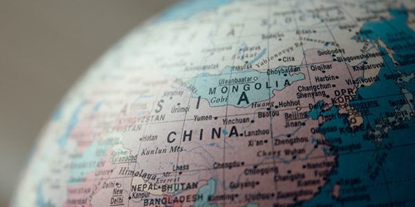 British pork takes centre stage in China
