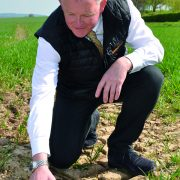 Collaboration aims to combat soil compaction