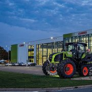 New Claas UK headquarters officially opened at Saxham