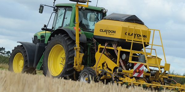 Wheat area rebounds as oilseed rape continues to decline