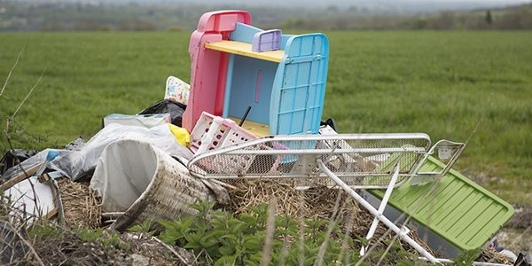 Rural crime is 'blight on the countryside'