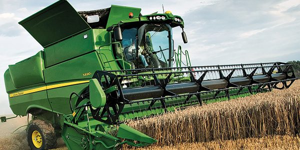 Real-time grain measurement can sort crops more quickly