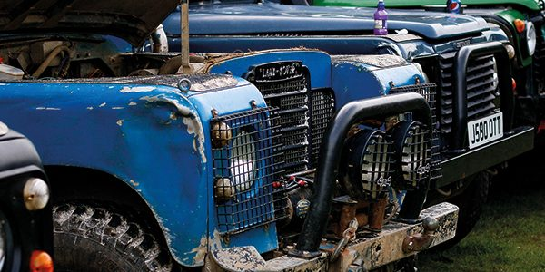Farm thefts prompt plea to 'Lock up your 4x4s'