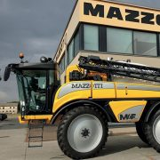 Mazzotti updates self-propelled sprayers