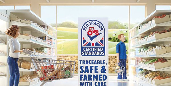 Red Tractor campaign targets TV viewers