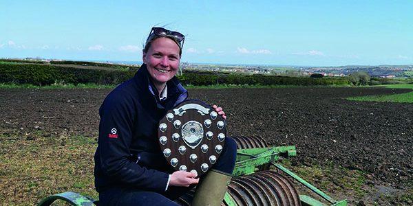 Trainee agronomist wins leading BASIS award